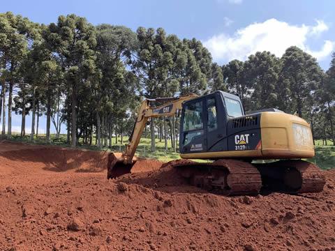 Locação de Escavadeira Hidráulica em Maringá